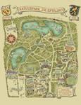 Efteling Map 1972