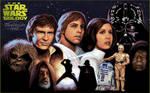 Star Wars - 10.000 views Zoom