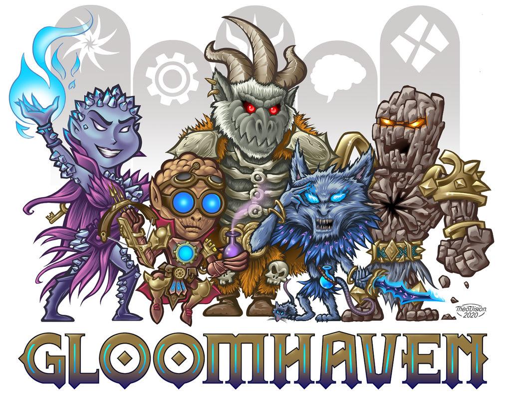 Gloomhaven - Color