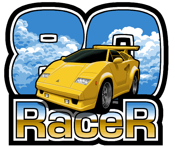 The 80s Racer