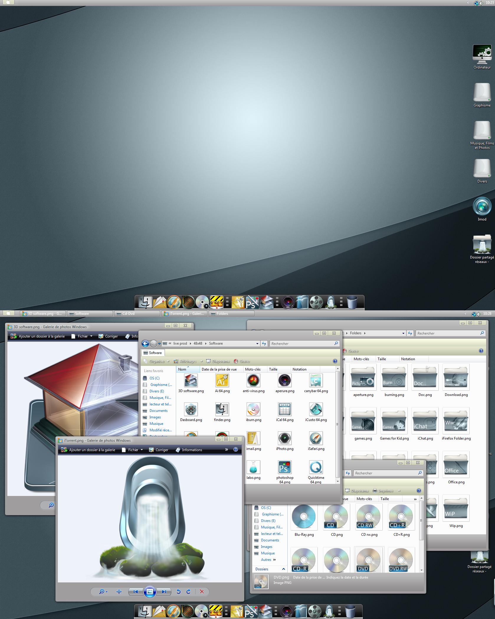 iMod final screenshoot