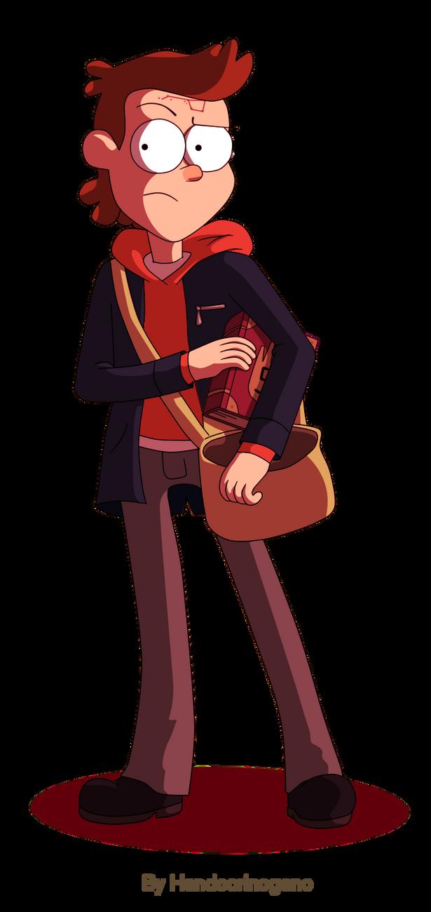 Teen Dipper by hendocrinogeno