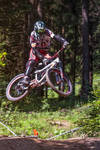 Downhill Spicak - jump