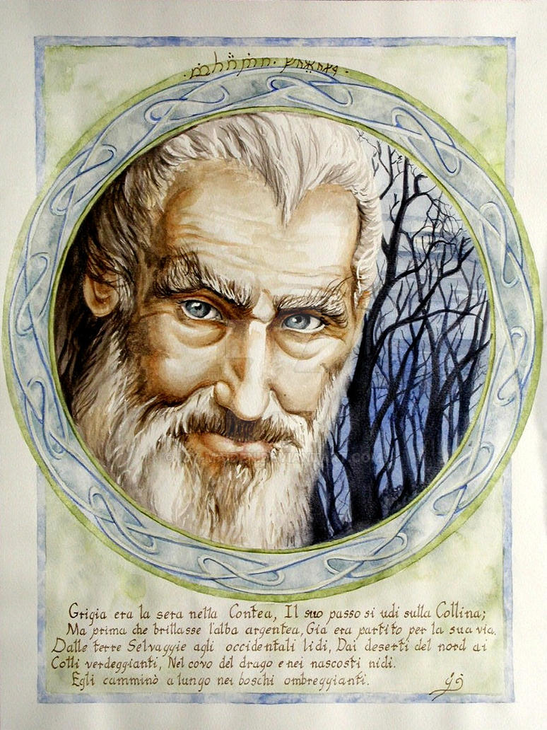 Gandalf by icy-maiden