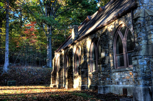 Wooded Chapel 2