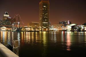 Baltimore Lights by DreAminginDigITal