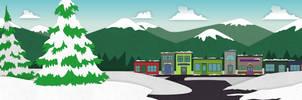 South Park Panorama