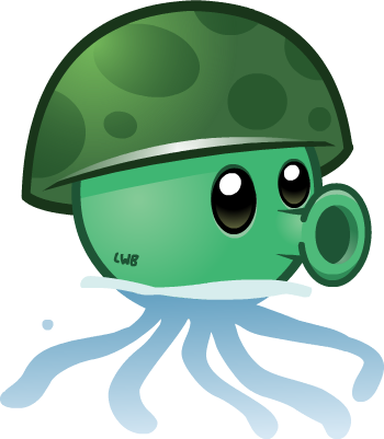 PvZ2 - Sea-shroom by Lolwutburger on DeviantArt