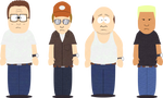 South Park x King of the Hill