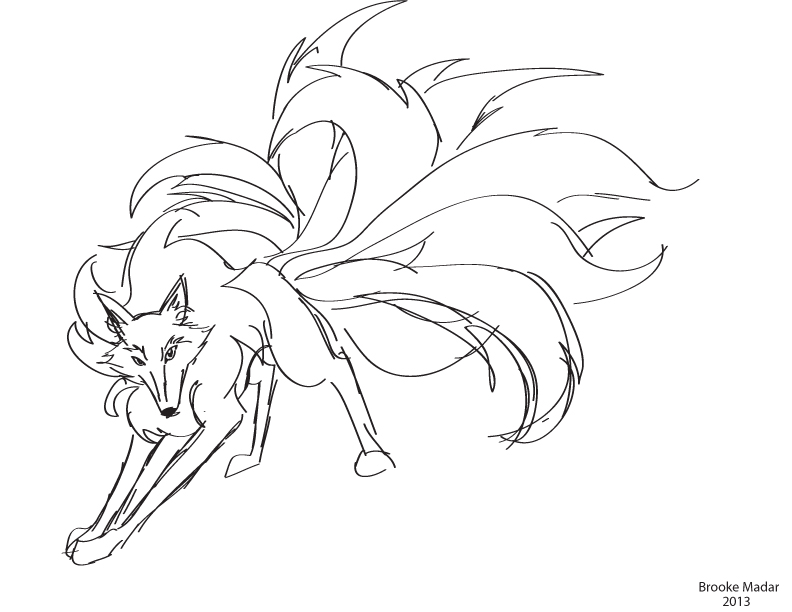 Drawn Fox Coloring Page further Nine Banded Armadillo Coloring Page moreover Naruto Sage Mode Nine Tails Mode Lineart By Luriam D F Z likewise Naruto Coloring Sheets further Latest Cb   Path Prefix En. on naruto nine tails coloring pages