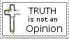 Truth vs. Opinion II by sakumoon