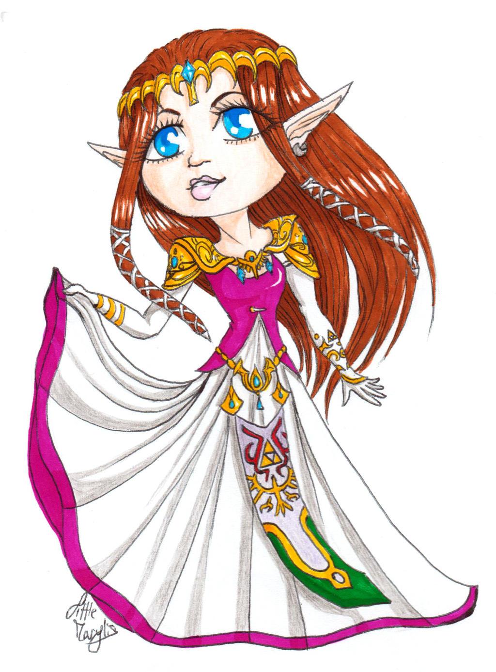 Twilight Zelda - Before The Fall by ALittleLady
