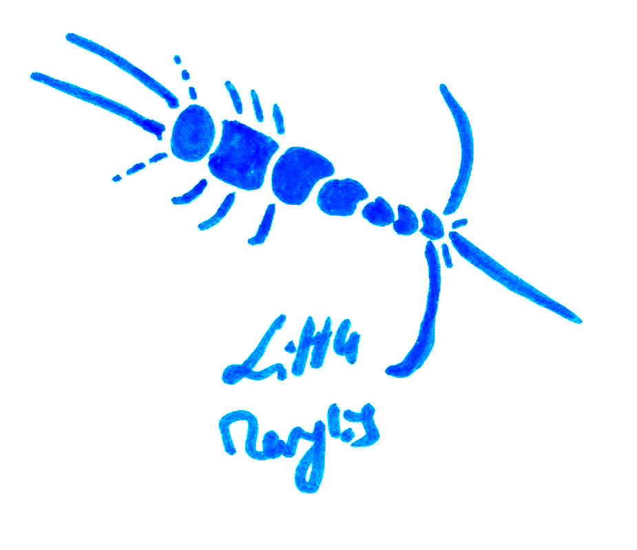 Challenge Day 09 - Silverfish by ALittleLady