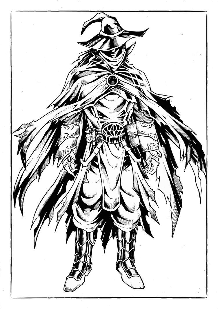 Dark Magician by abe7280
