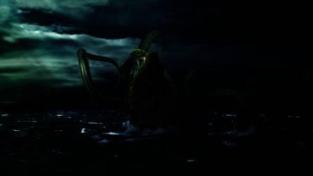 der Kraken by Ischaemie