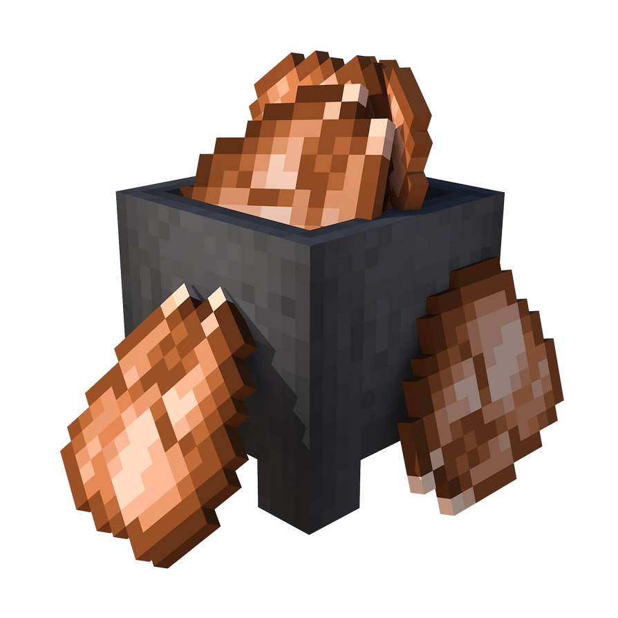 how to use cauldron in minecraft