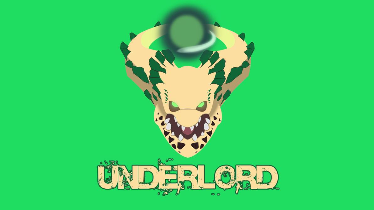 the underlord dota 2 by freakmonster777 on deviantart