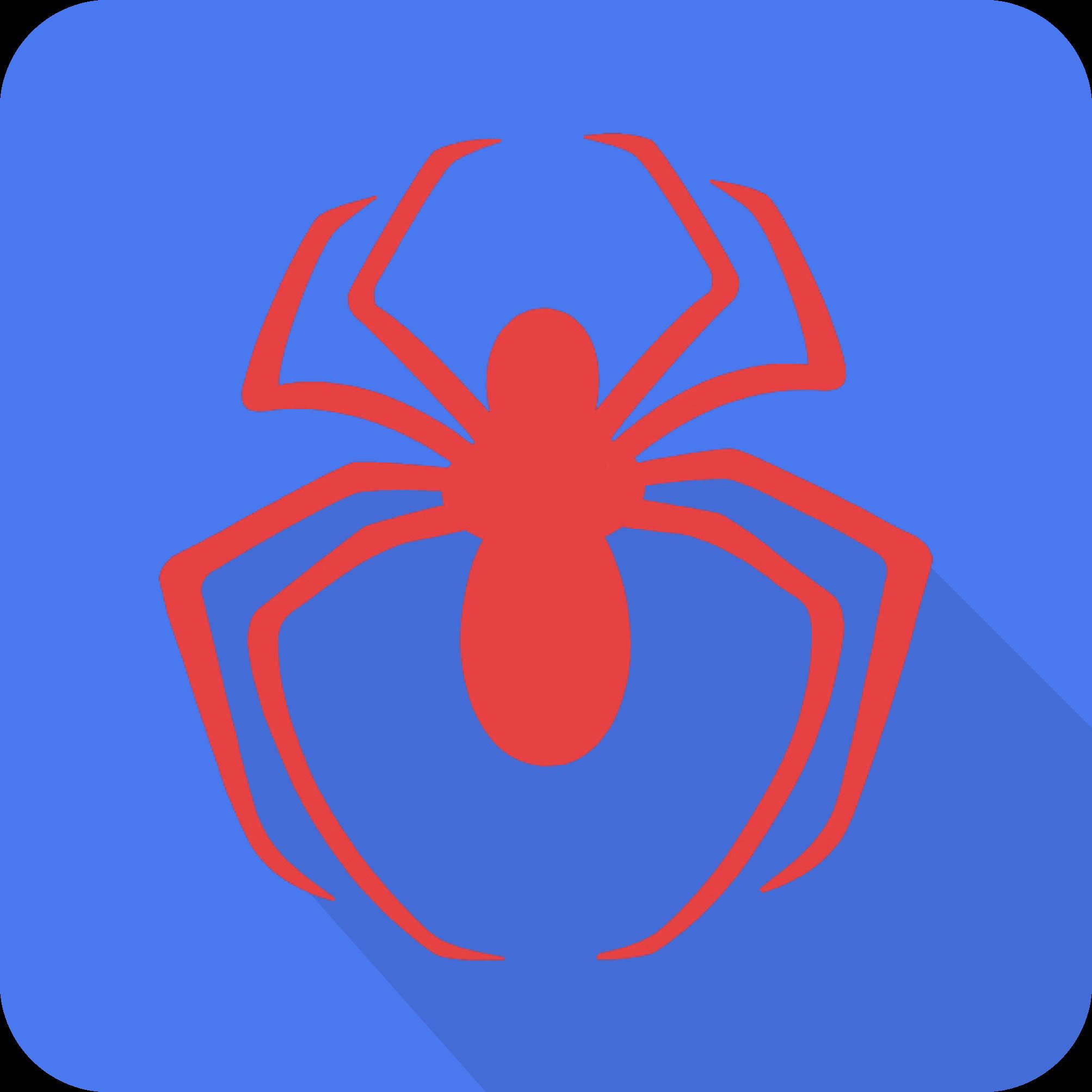 Spider-Man Material Design Logo by XxHarutxX on DeviantArt
