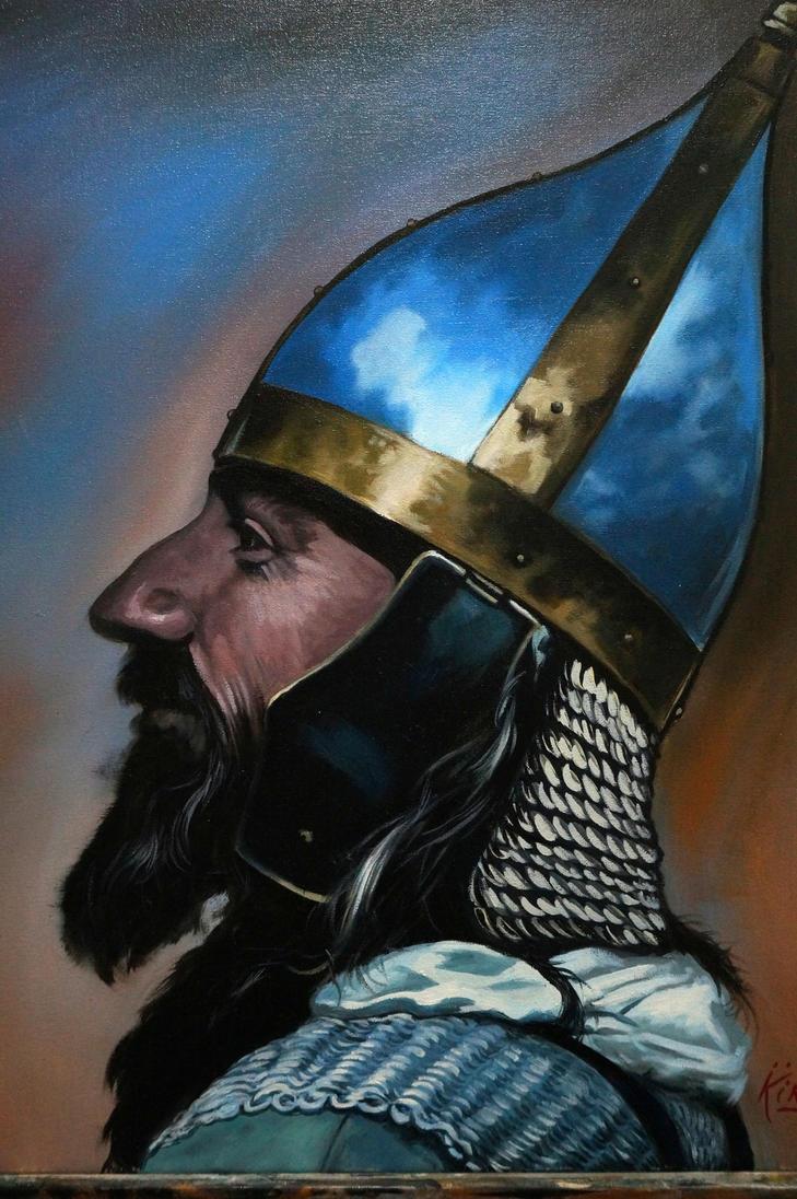Auxiliar Romano by kirocomic