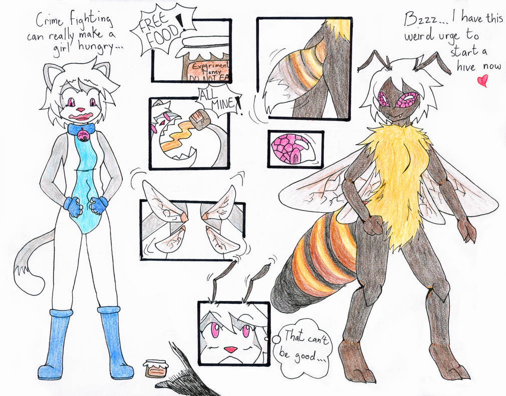 Queen Bee TF by Thwill on DeviantArt