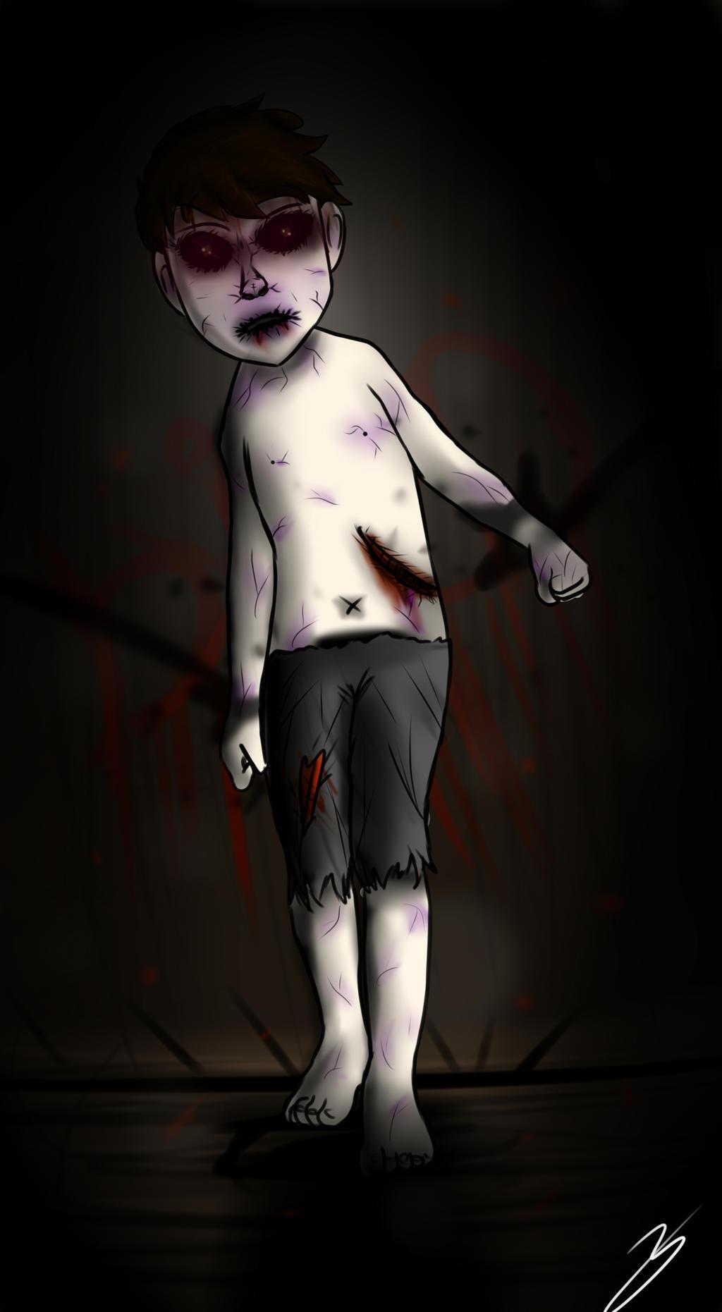 the creepy room by rorokata