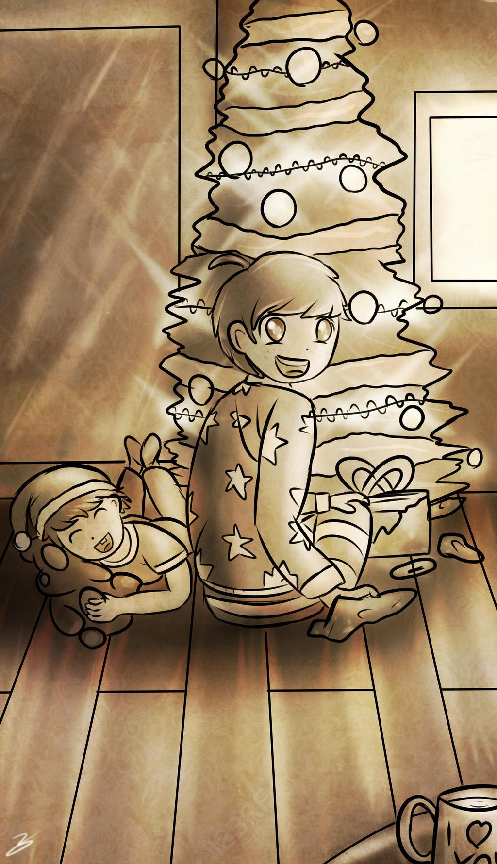 christmas by rorokata