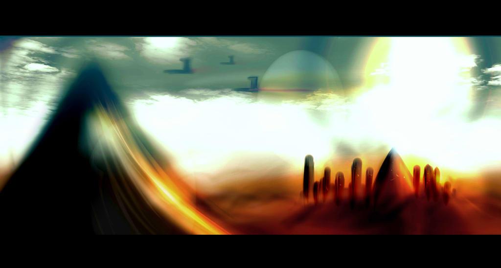 concept landscape by rorokata