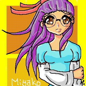 Digi: Oekaki Miyako by Miss-Mae