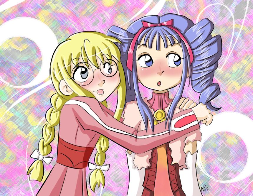 RF: Tori and Bianca by Miss-Mae