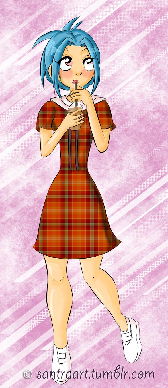 Frap Girl by Miss-Mae