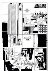 Spider-Man Fan Comic (Lettered) Page 01
