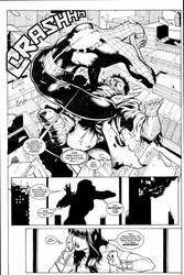 Spider-Man Fan Comic (Lettered) Page 2