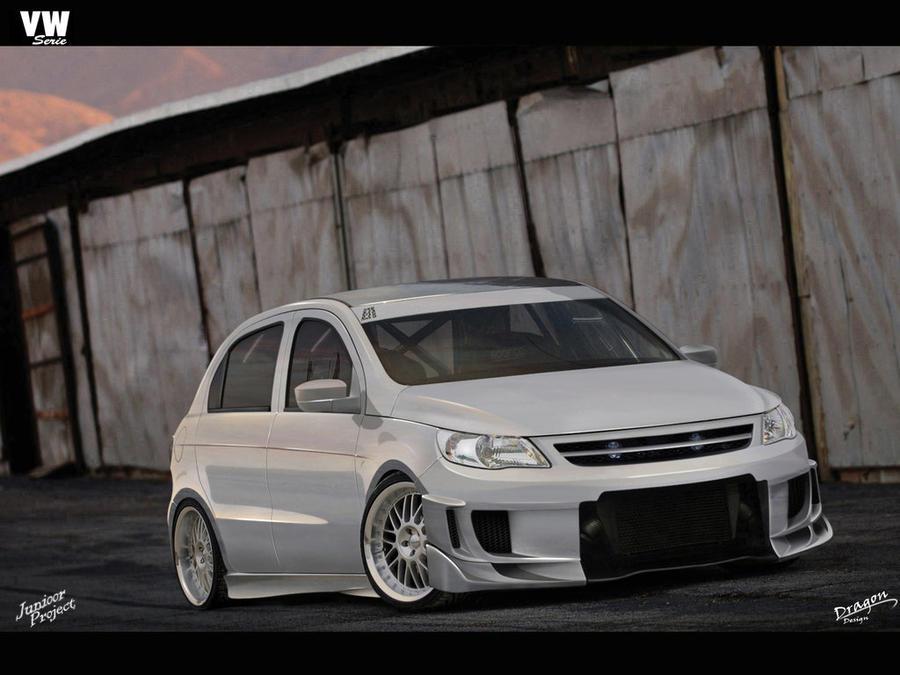 wallpapers hd cars. Vw Gol g5 Wallpaper gt; HD Car