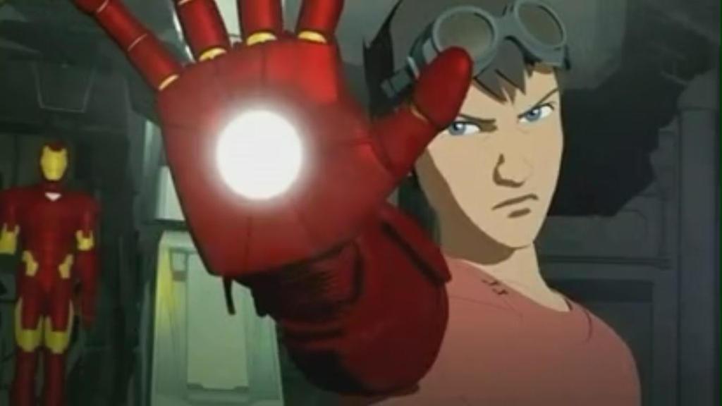 Tony Stark ...3 IMAA by Aslehill12