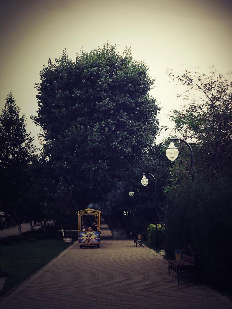 Goodbye childhood by Aslehill12