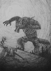 werewolf by wingwolf-WinGD