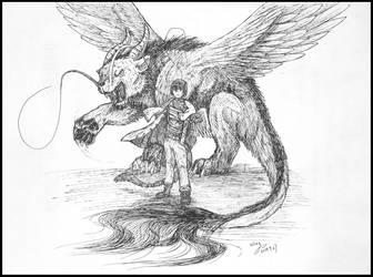 The Guardian by wingwolf-WinGD