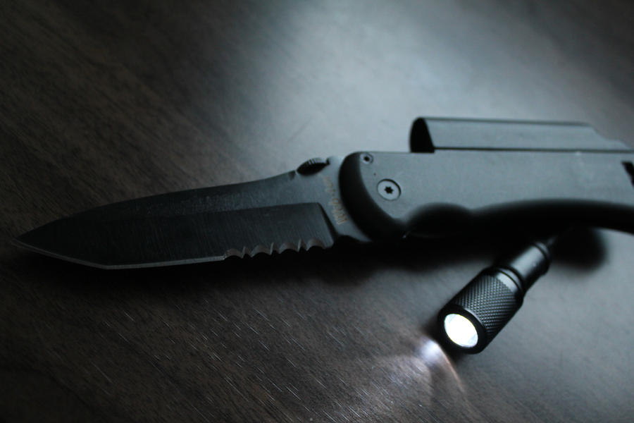 My new Survival Blade