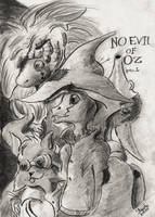 Screwballs of Oz by SulaimanDoodle