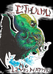 Cthulhu for president! by SulaimanDoodle