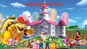 Happy Mario Day 2021