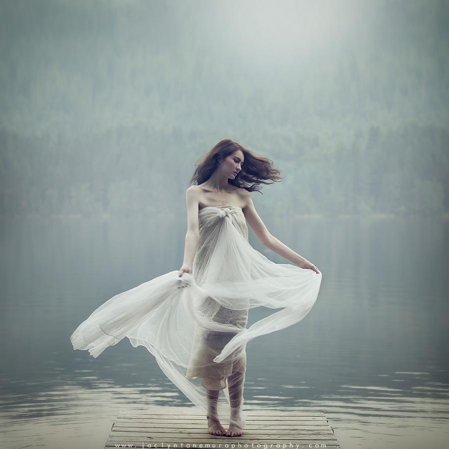 behind the veil by JaclynTanemura