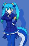 Seiryu(Azure Dragon)friends