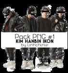 [Pack PNG #1] Kim Hanbin by Linhchinie