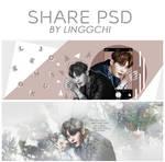 [Share PSD] Pack Cover Lee Jongsuk by linhchinie