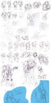 Brawl Sketch Dump 1