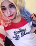 Harley Quinn Suicide Squad Cosplay