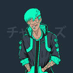 CyberJunnie Sample 3