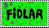 Fidlar Stamp by g-odoka