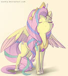Totally Not Fluttershy